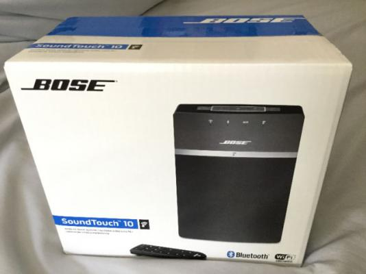 BOSE SoundTouch 10 wireless speakers with Bluetooth, kamloops